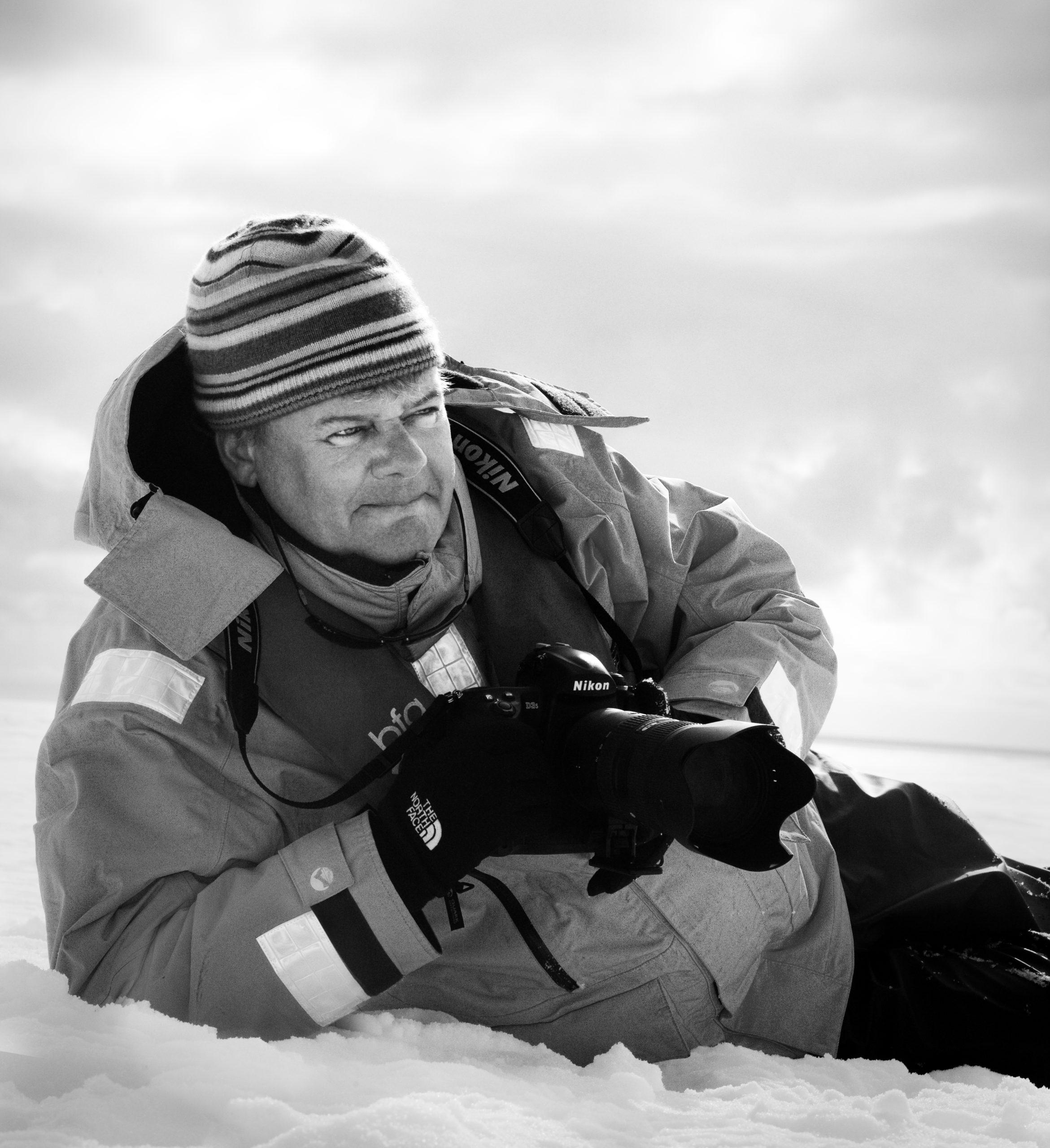 David Notaires Aix en Provence Etienne Pierart Portrait Antartique